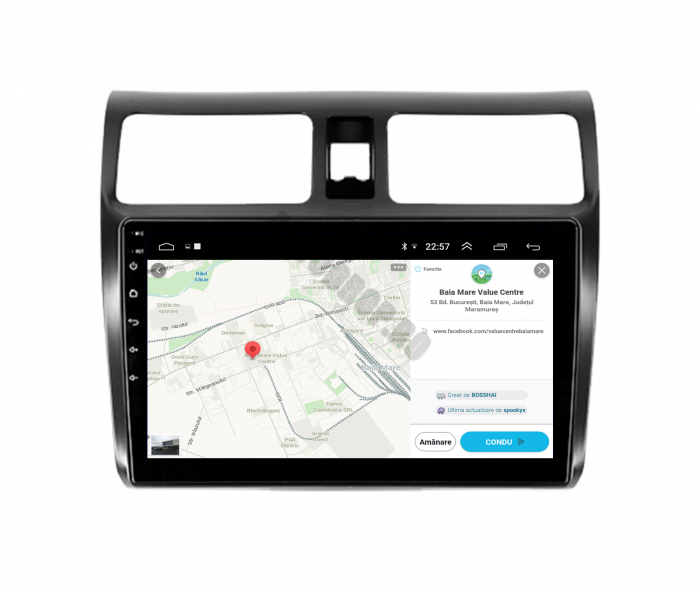 Navigatie Android Suzuki Swift | AutoDrop.ro [11]