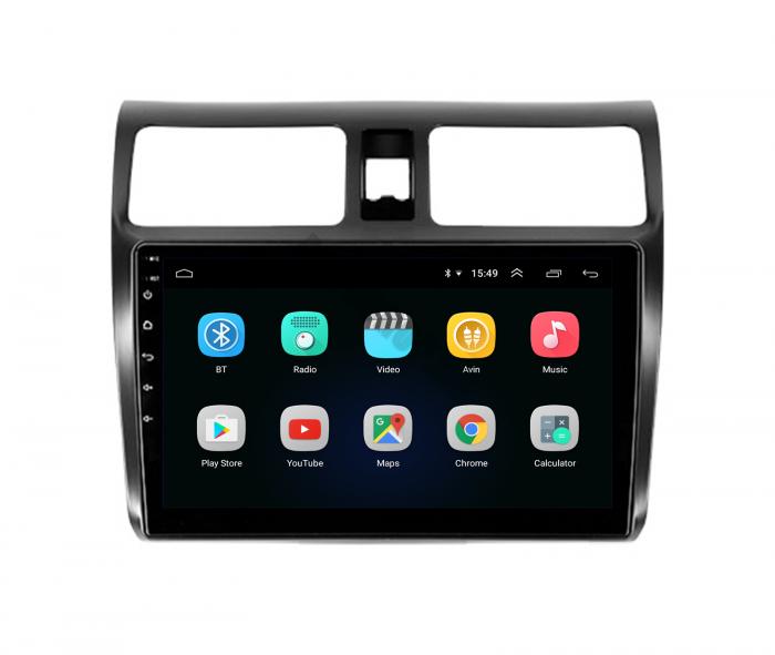 Navigatie Android Suzuki Swift 2GB   AutoDrop.ro [2]