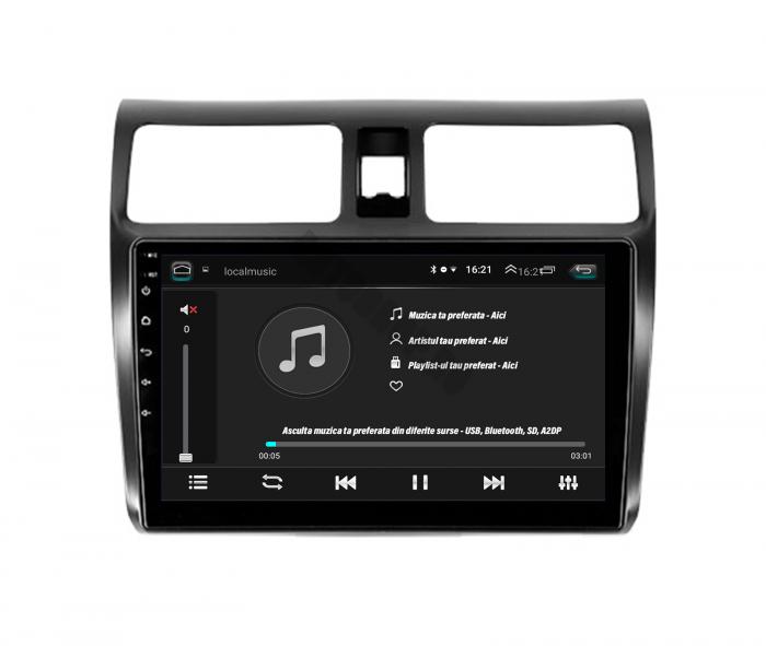 Navigatie Android Suzuki Swift 2GB   AutoDrop.ro [4]
