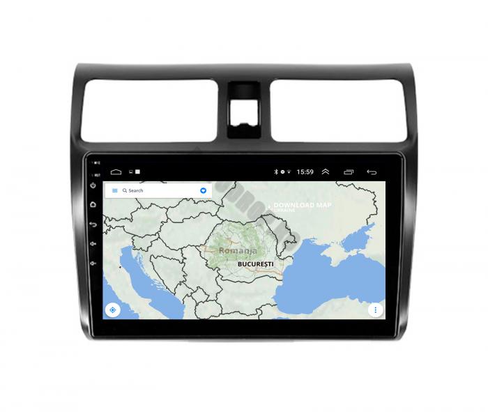 Navigatie Android Suzuki Swift 2GB   AutoDrop.ro [10]