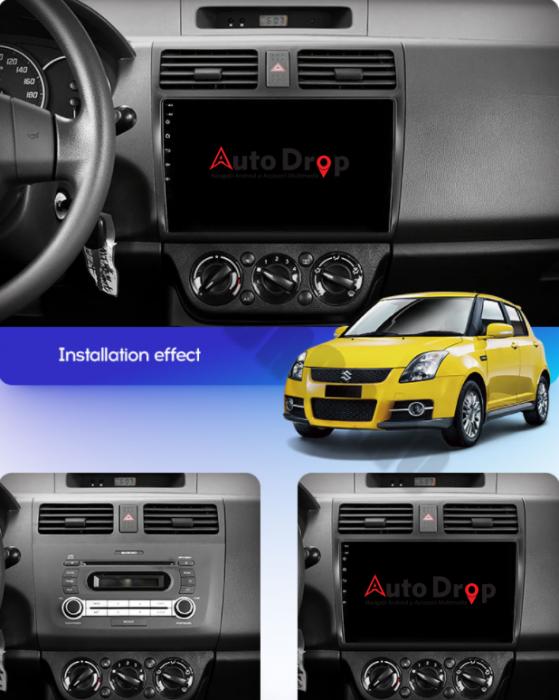 Navigatie Android Suzuki Swift | AutoDrop.ro [15]