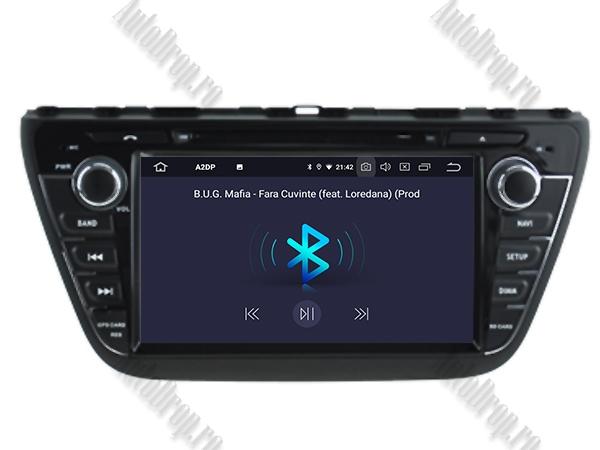 Navigatie Dedicata Suzuki S-Cross 2014| 4+64gb 4