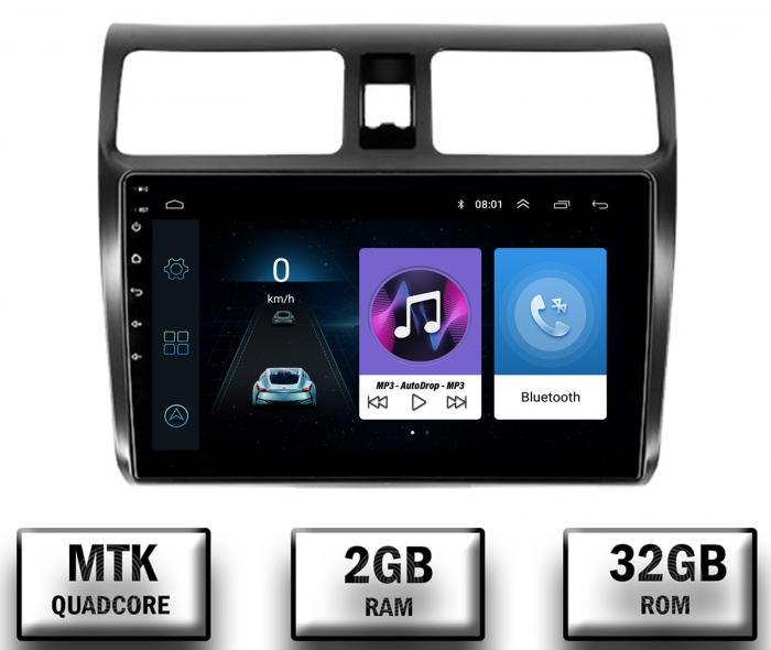 Navigatie Android Suzuki Swift 2GB   AutoDrop.ro [0]