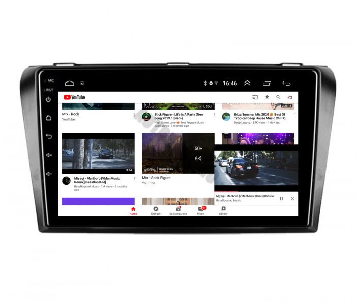 Navigatie Android Mazda 3 2+32GB | AutoDrop.ro [13]