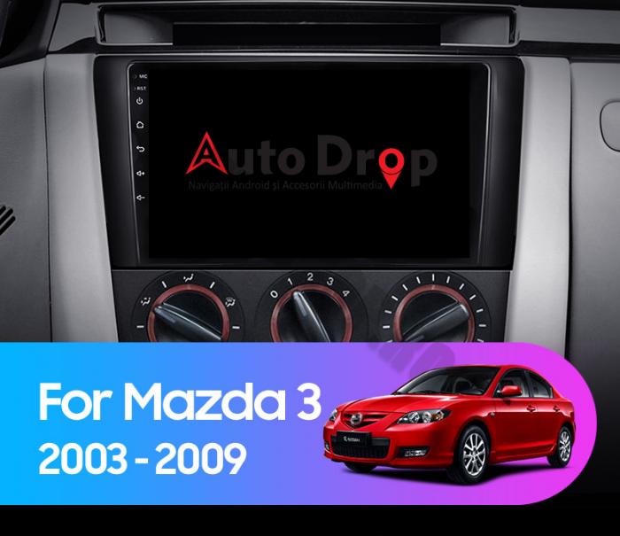 Navigatie Android Mazda 3 1+16GB | AutoDrop.ro [14]