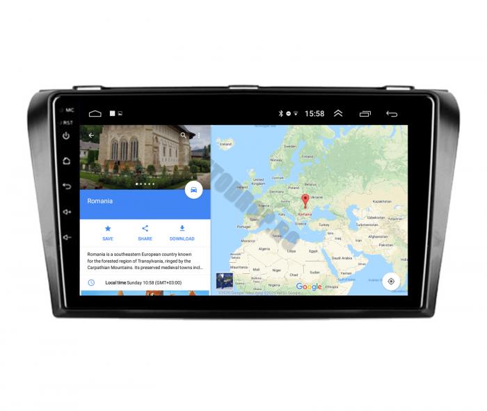 Navigatie Android Mazda 3 1+16GB | AutoDrop.ro [11]