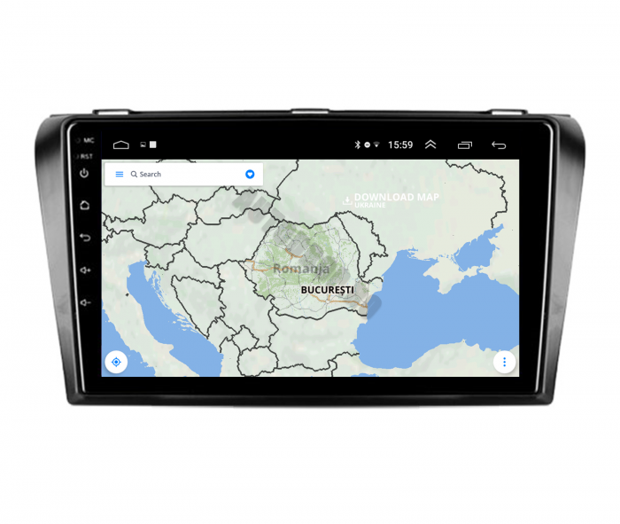 Navigatie Android Mazda 3 1+16GB | AutoDrop.ro [10]