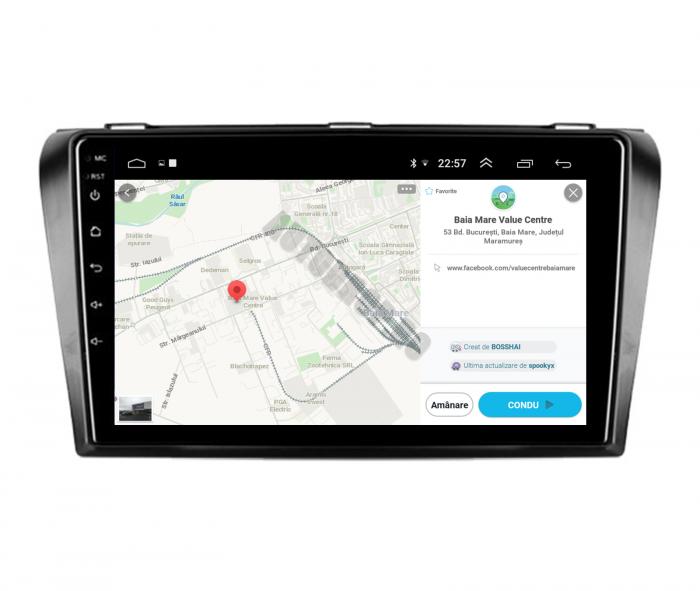 Navigatie Android Mazda 3 1+16GB | AutoDrop.ro [9]