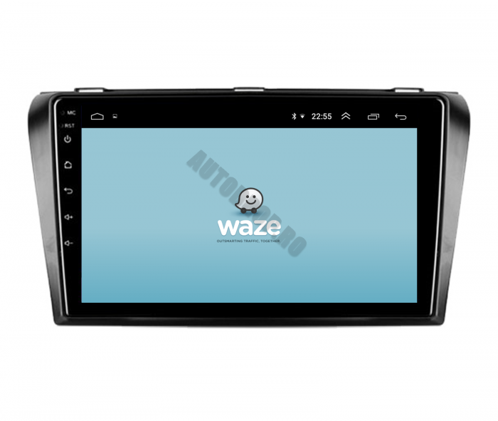 Navigatie Android Mazda 3 2+32GB | AutoDrop.ro [8]