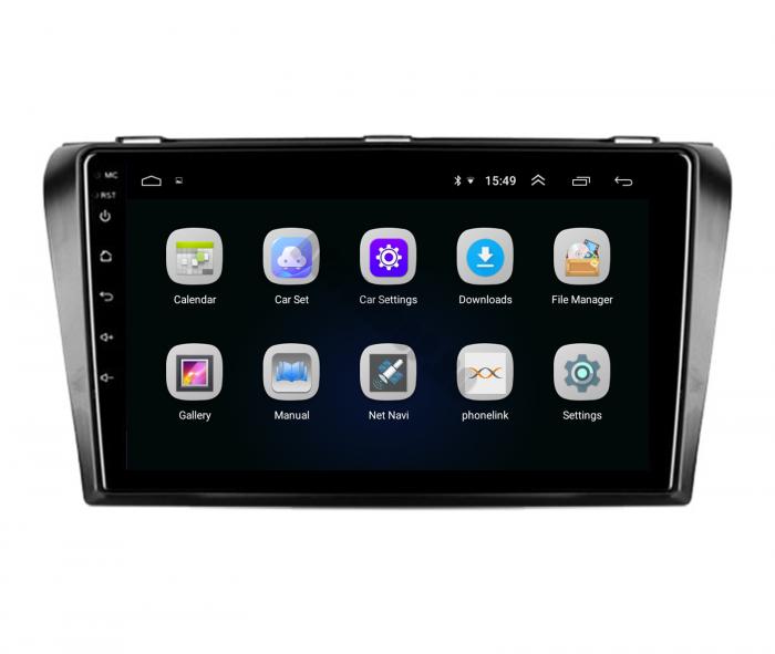Navigatie Android Mazda 3 1+16GB | AutoDrop.ro [3]