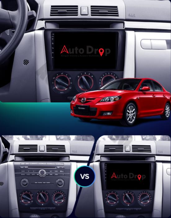 Navigatie Android Mazda 3 1+16GB | AutoDrop.ro [15]