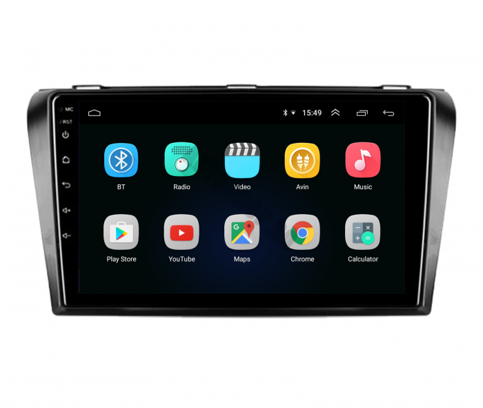 Navigatie Android Mazda 3 2+32GB | AutoDrop.ro [2]