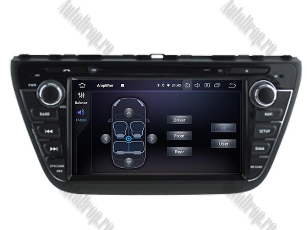 Navigatie Dedicata Suzuki S-Cross 2014  AutoDrop.ro 5