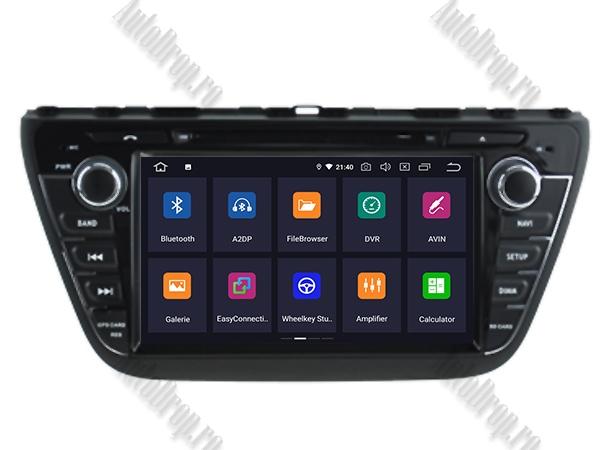 Navigatie Dedicata Suzuki S-Cross 2014  AutoDrop.ro 2