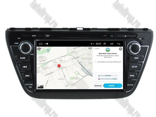 Navigatie Dedicata Suzuki S-Cross 2014  AutoDrop.ro 14