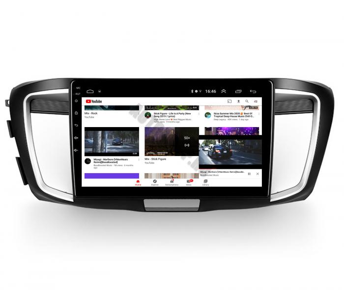 Navigatie Android Honda Accord 9 2013+ | AutoDrop.ro 10