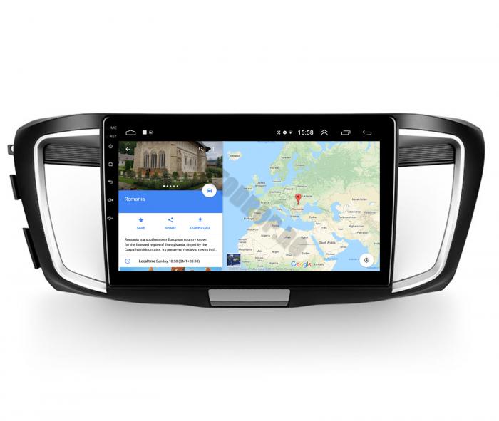 Navigatie Android Honda Accord 9 2013+ | AutoDrop.ro 13