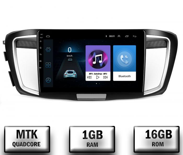 Navigatie Android Honda Accord 9 2013+ | AutoDrop.ro 0