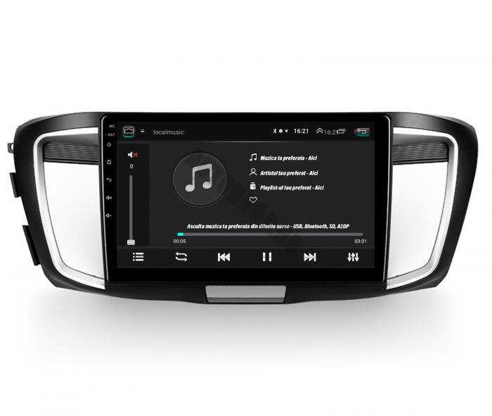Navigatie Android Honda Accord 9 2+32GB | AutoDrop.ro 4