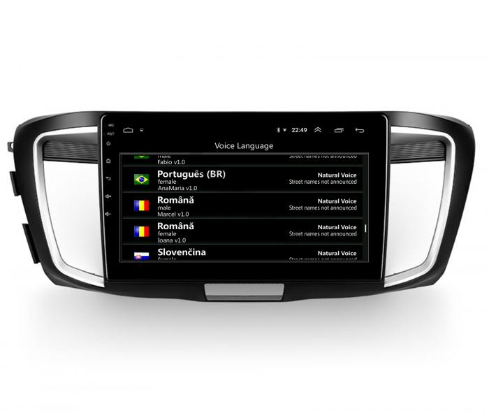 Navigatie Android Honda Accord 9 2013+ | AutoDrop.ro 6