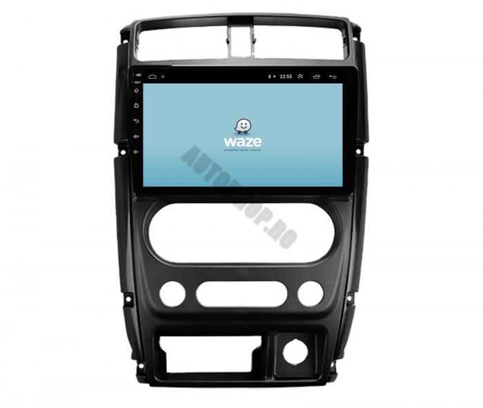 Navigatie Android Suzuki Jimny | AutoDrop.ro [13]