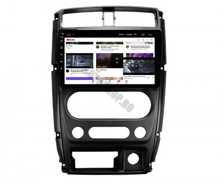 Navigatie Android Suzuki Jimny | AutoDrop.ro [11]