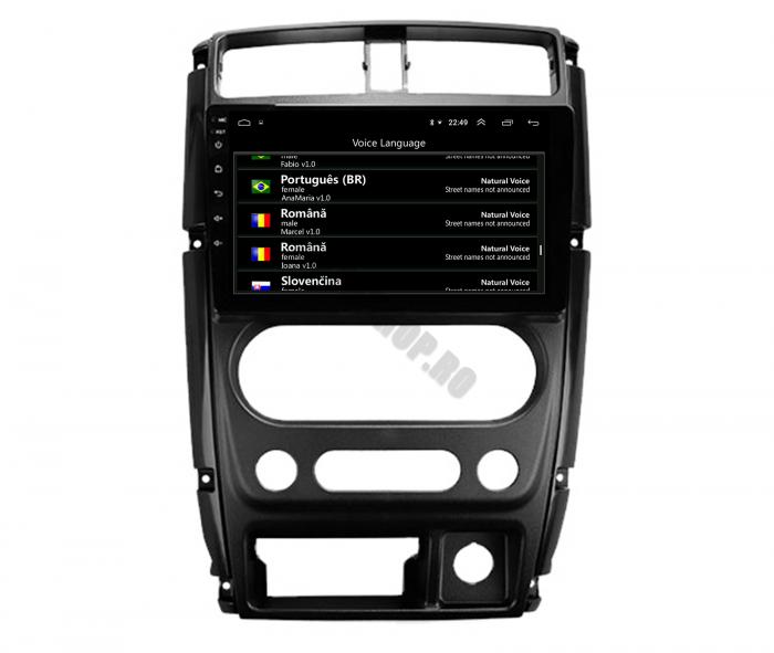Navigatie Android Suzuki Jimny | AutoDrop.ro [7]