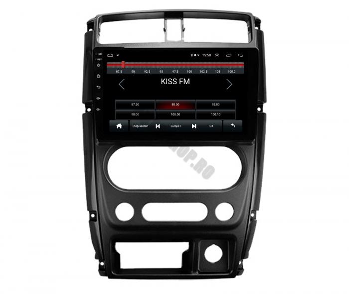 Navigatie Android Suzuki Jimny | AutoDrop.ro [1]