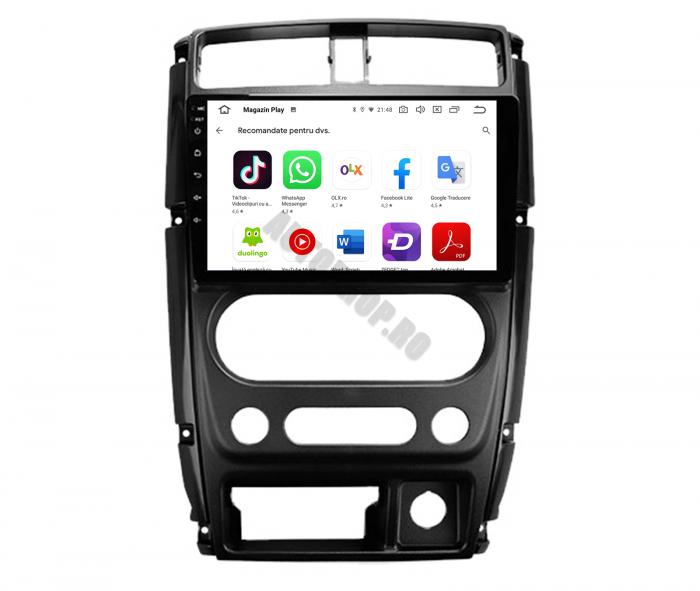 Navigatie Android Suzuki Jimny | AutoDrop.ro [12]