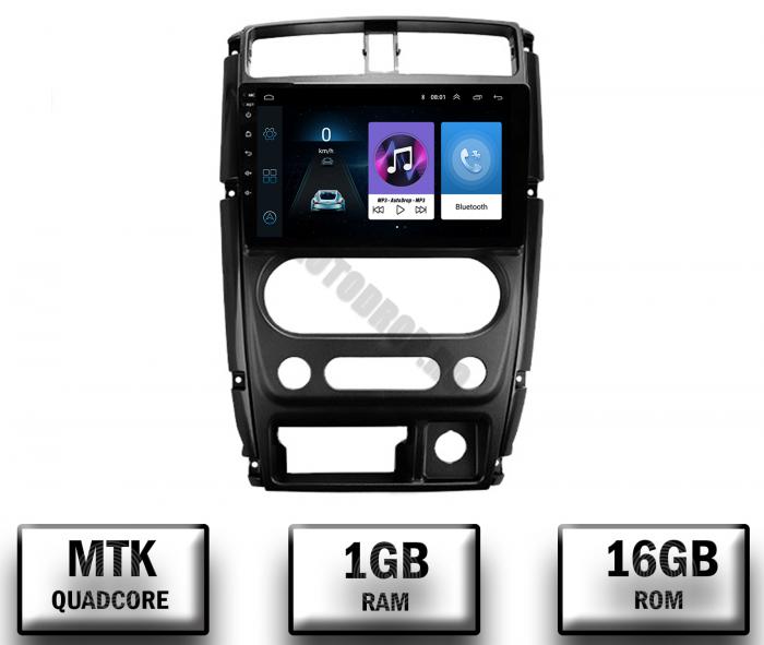 Navigatie Android Suzuki Jimny | AutoDrop.ro [0]