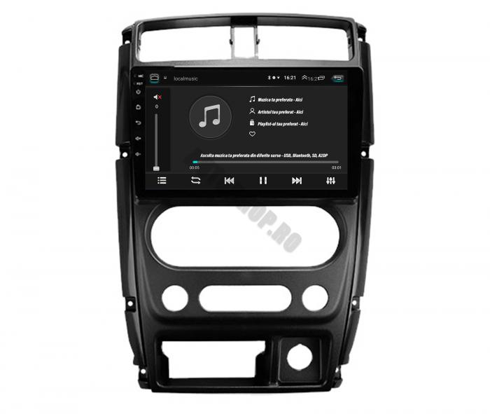 Navigatie Android Suzuki Jimny | AutoDrop.ro [3]