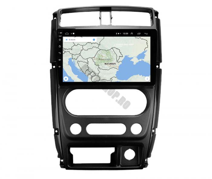 Navigatie Android Suzuki Jimny | AutoDrop.ro [10]