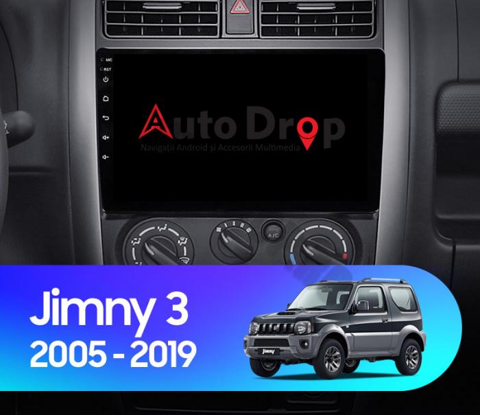 Navigatie Android Suzuki Jimny | AutoDrop.ro [15]