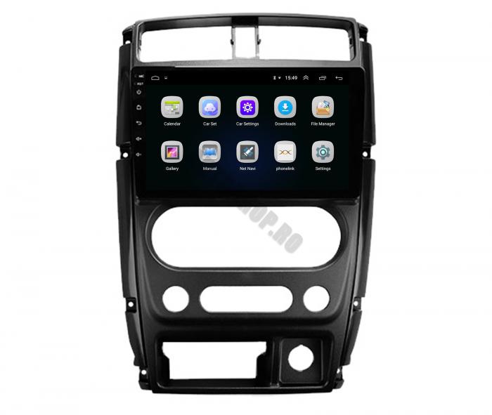 Navigatie Android Suzuki Jimny 2GB   AutoDrop.ro [6]