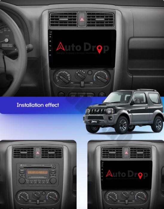 Navigatie Android Suzuki Jimny | AutoDrop.ro [16]