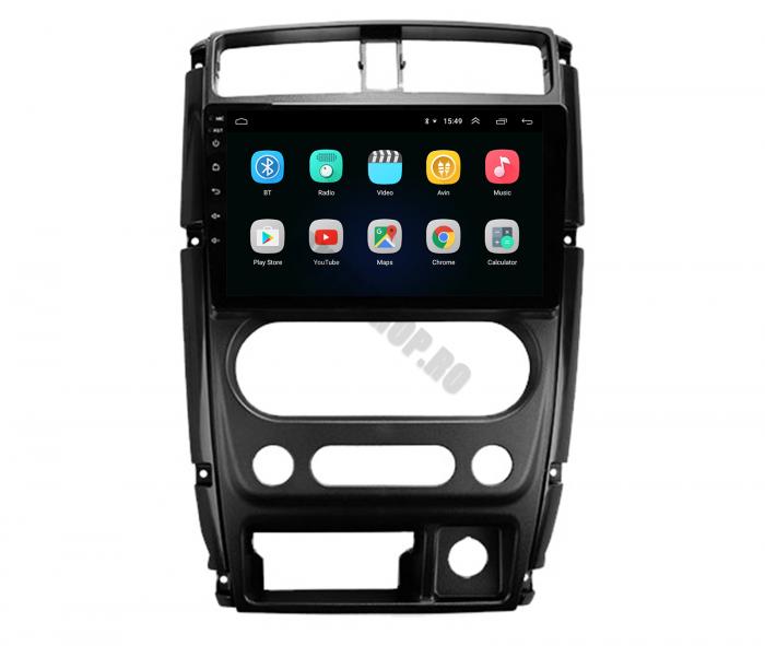 Navigatie Android Suzuki Jimny | AutoDrop.ro [5]