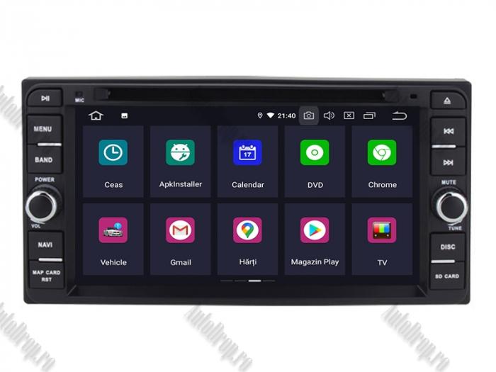Navigatie Dedicata Toyota Quadcore 2+16GB | AutoDrop.ro 2