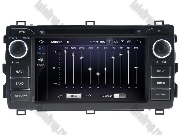 Navigatie Dedicata Toyota Auris 2013+ 4+64GB 5