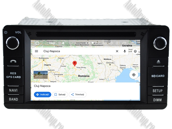 Navigatie Mitsubishi Outlander, ASX, Lancer 2013+ | 4+64GB [13]