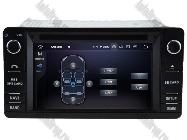 Navigatie Dedicata Mitsubishi Outlander, ASX, Lancer 2013+ 6