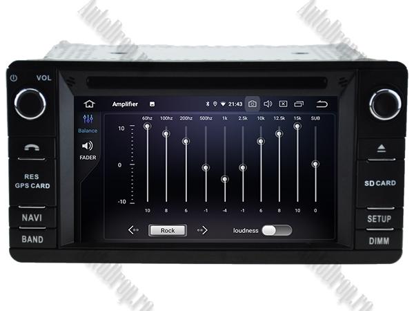 Navigatie Dedicata Mitsubishi Outlander, ASX, Lancer 2013+ 7