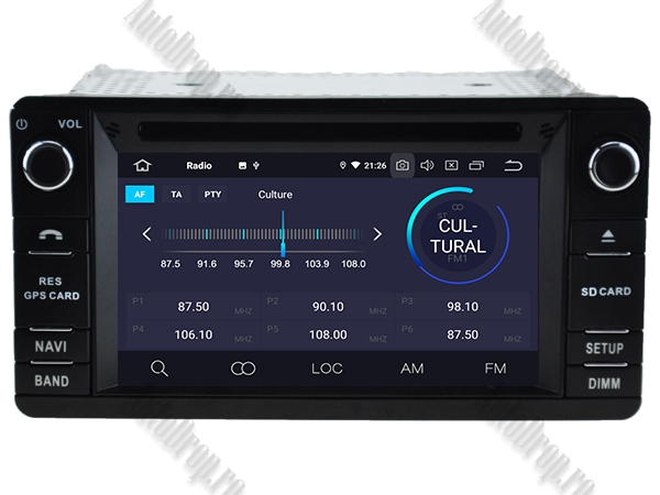 Navigatie Mitsubishi Outlander, ASX, Lancer 2013+ | 4+64GB [4]