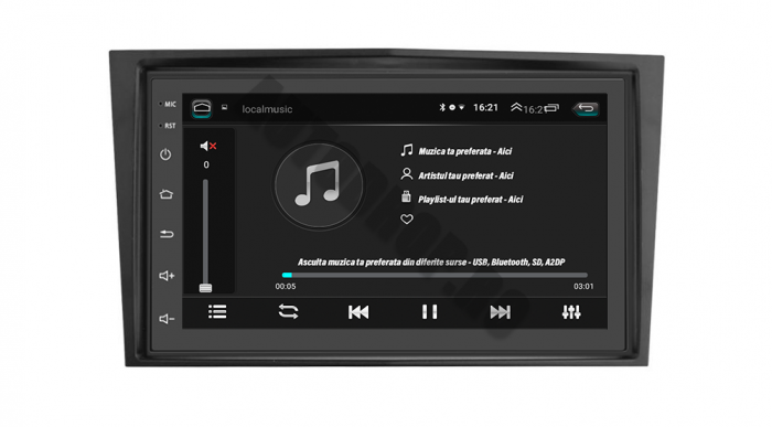Navigatie Opel Android cu GPS si Internet | AutoDrop.ro 6