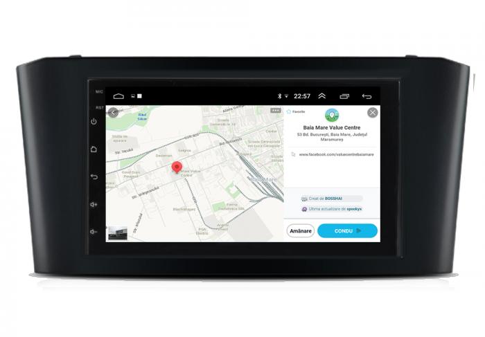 Navigatie Toyota Avensis 2004-2008 GPS | AutoDrop.ro 15
