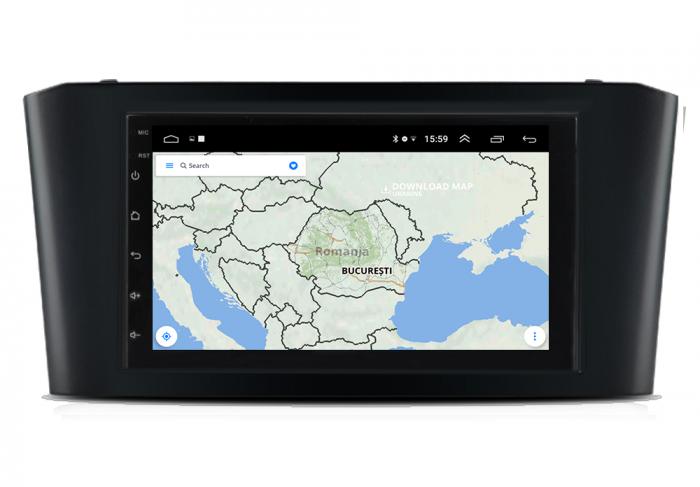 Navigatie Toyota Avensis 2004-2008 GPS | AutoDrop.ro 16