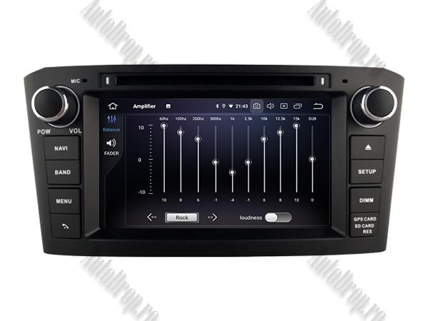 Navigatie Dedicata Toyota Avensis 4+64GB-B | AutoDrop.ro 8