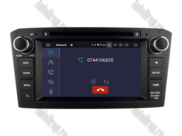 Navigatie Dedicata Toyota Avensis 4+64GB-B | AutoDrop.ro 5