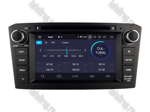 Navigatie Dedicata Toyota Avensis(2005-2008) cu Android [3]
