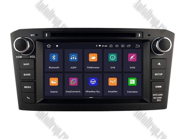 Navigatie Dedicata Toyota Avensis 4+64GB-B | AutoDrop.ro 2