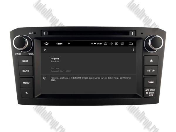 Navigatie Dedicata Toyota Avensis(2005-2008) cu Android [6]